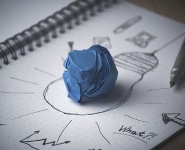 logo design process sketch kanpur